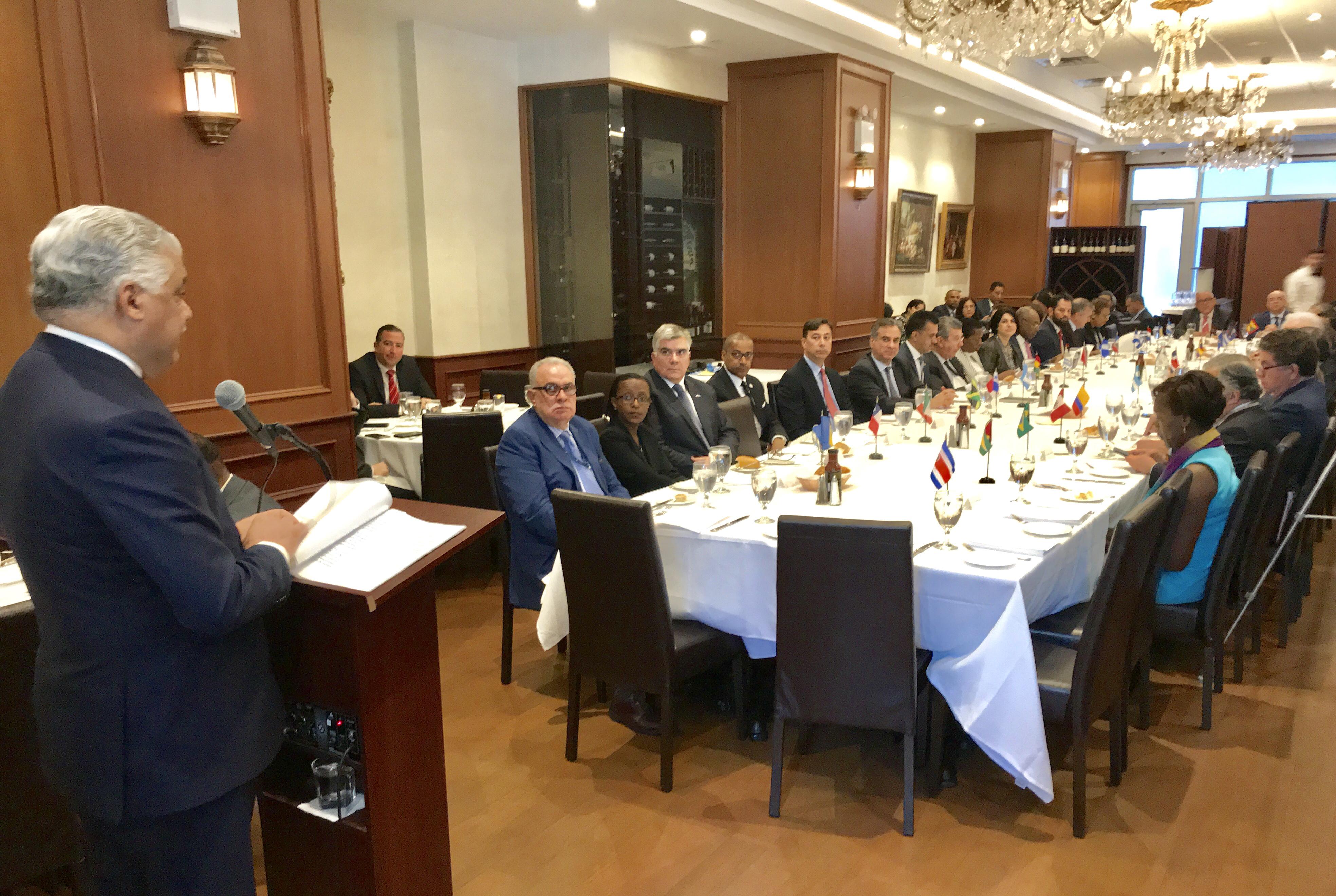 Canciller asegura RD defenderá intereses de la región desde Consejo de Seguridad ONU