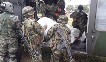 Mueren en Colombia once disidentes de las FARC en combate con el Ejército