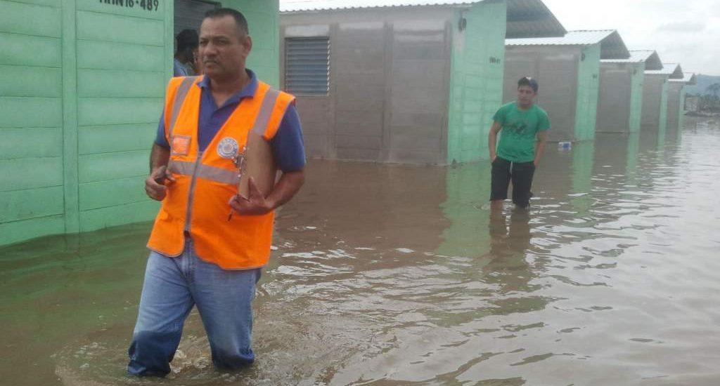 Más de 200 afectados y un desaparecido por las lluvias en Honduras