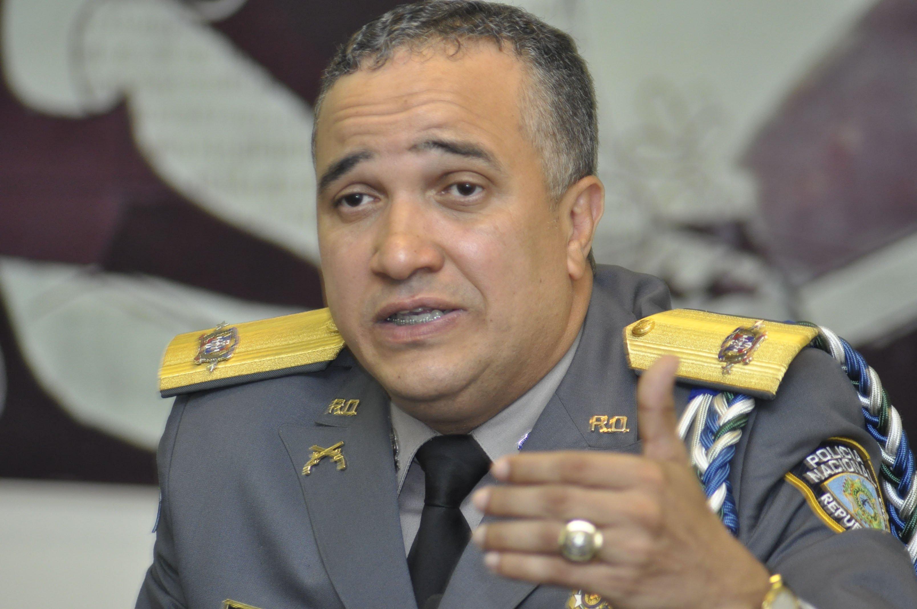 Director PN responde a críticas sobre delincuencia y criminalidad en el país