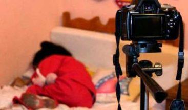 Imponen medidas de coerción a dos hombres implicados en pornografía infantil