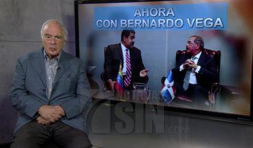 Bernardo Vega analiza petición de Maduro sobre un nuevo diálogo con la oposición en RD