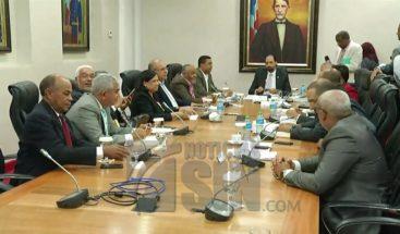 Diputados invitarían senadores a participar en debates sobre Ley de Partidos