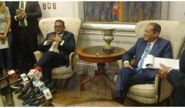 Presidentes ambas cámaras se reunirán este viernes para dar solución a tranque en ley de partidos