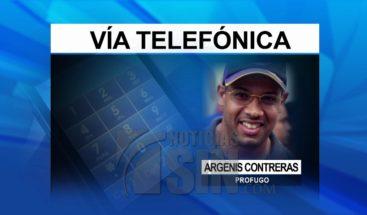 Argenis Contreras revela quienes según él habrían mandado a matar a Yuniol Ramírez