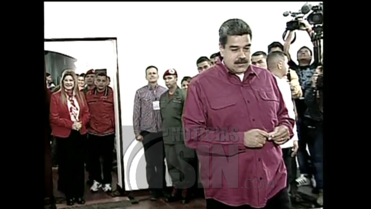 Maduro propone