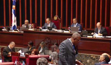Senado anunciará quiénes se unirán a comisión que busca superar conflicto por ley de partidos