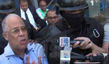 Ratifican la prisión preventiva al ex director de la OMSA Manuel Rivas