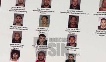 Policía de New York detiene al menos 11 miembros de la banda Los Trinitarios