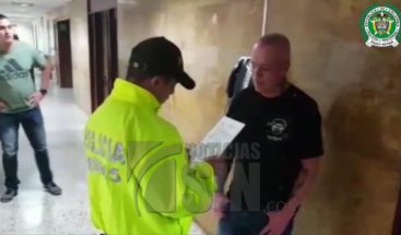 Capturan a sicario de Pablo Escobar por extorsión para recuperar bienes y dinero
