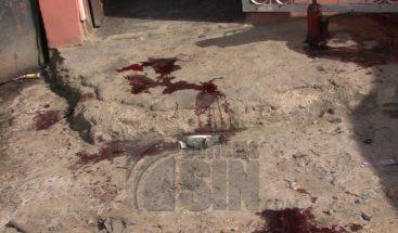 Tres muertos y un niño herido fue el resultado de tiroteo por un parqueo en SDE