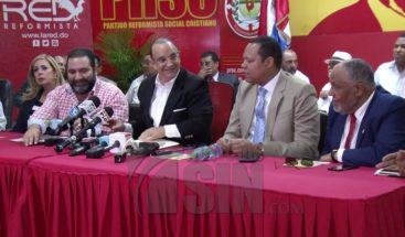 Facción disidente del PRSC acuerda no asistir a asamblea de este domingo