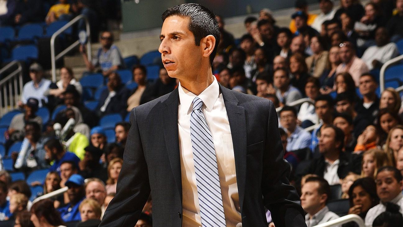 James Borrego acuerda cuatro años como nuevo entrenador de los Hornets