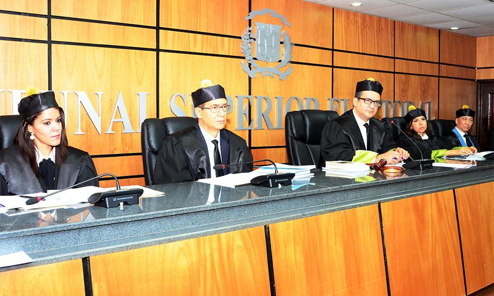 TSE rechazó acción de amparo interpuesta en contra del PRD