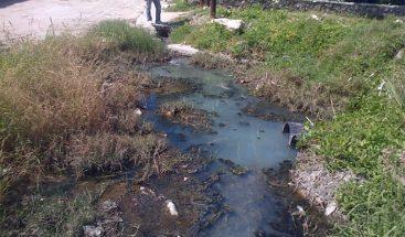 Demandan solución a problemas de aguas negras en SJM