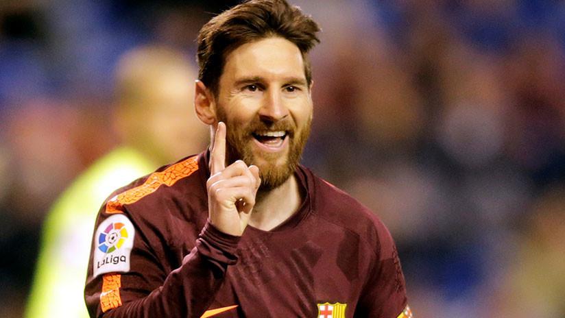 Messi promete pelear para que la 'Champions' vuelva al Camp Nou