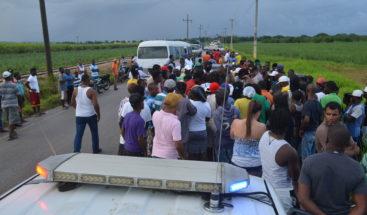 Un muerto y tres heridos en accidente de tránsito en la carretera Guaymate-Higueral