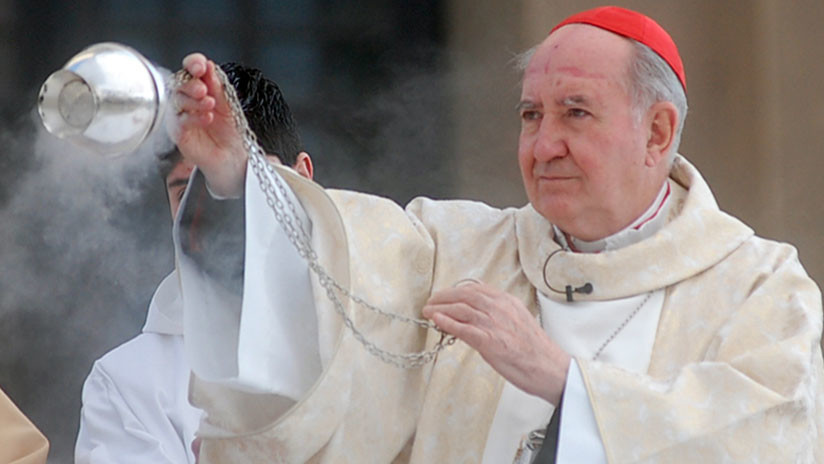 Arzobispo chileno dice que la