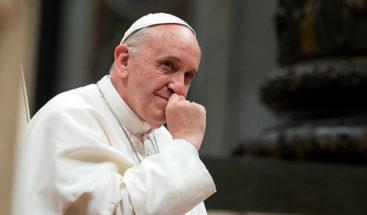 El papa Francisco afirma que ha pensado en el momento de su