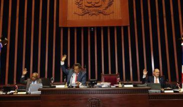 Senado ordena a JCE desistir de aplicar nueva distribución de diputados