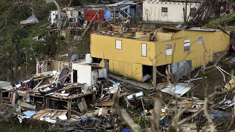 Estiman que el huracán María dejó 70 veces más víctimas en Puerto Rico