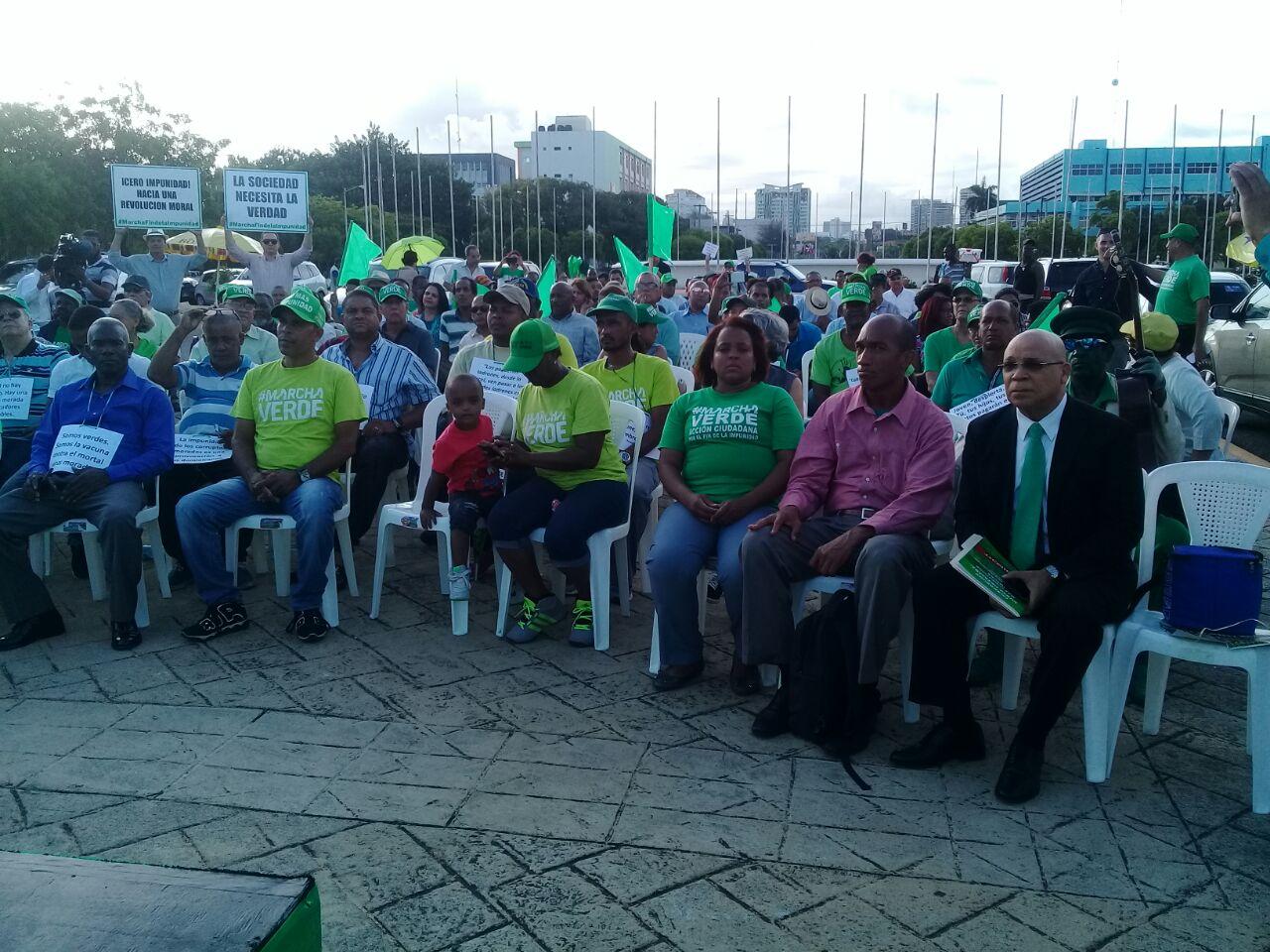 Marcha Verde exige incluir sobrevaluaciones y socios locales en expediente Odebrecht