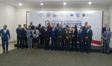 SICA y CARICOM acuerdan plan de acción contra crimen organizado transnacional