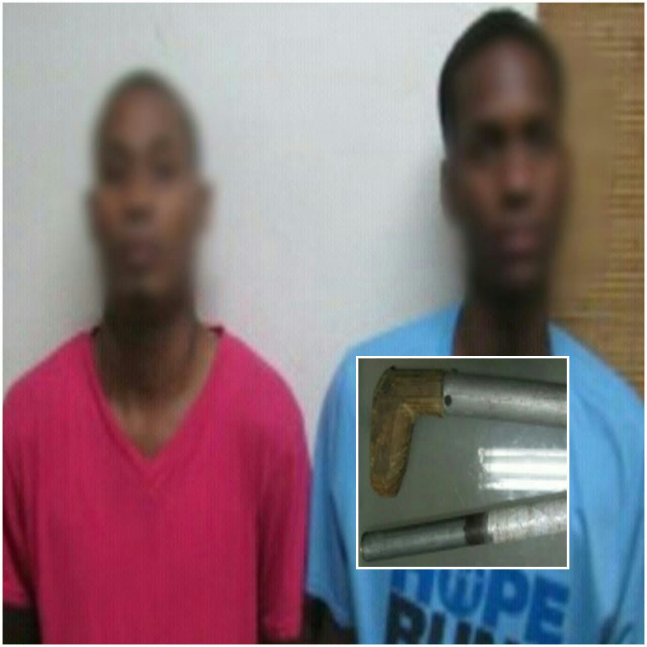 Policía apresa dos hombres acusados de darmuerte a un ciudadano haitiano