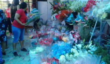 Comerciantes de la capital califican como aceptables las ventas del Día de las Madres