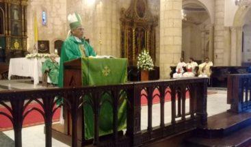 Arzobispo Francisco Ozoria exhorta mantener vivo ideales históricos
