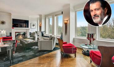 Antonio Banderas pone en venta piso en Nueva York por 8 millones de dólares