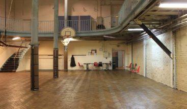 La pista de baloncesto más antigua del mundo, una joya nostálgica de París