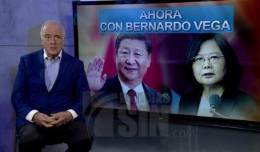 """Bernardo Vega: """"En un bosque de la China """""""