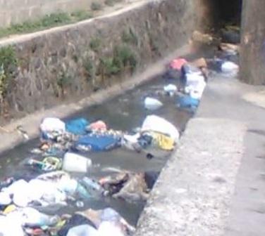 Residentes en Herrera atemorizados por contaminación en Cañada de Guajimía