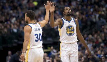 92-101. Durant y Curry ponen a Warriors en las Finales contra los Cavaliers