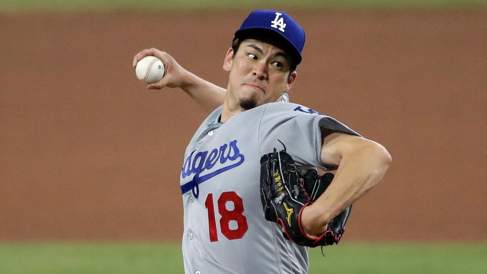 Turner y Maeda ayudan a Dodgers a romper racha de seis derrotas