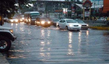 COE aumenta a seis las provincias en alerta verde por posibles inundaciones