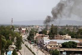 Al menos 9 muertos y 30 heridos en ataque a edificio del Gobierno afgano