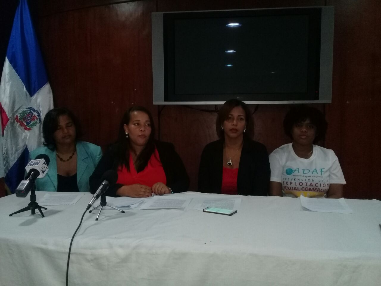 Centros educativos en Los Guaricanos en riesgo de explotación sexual, según Ayudas a las Familias