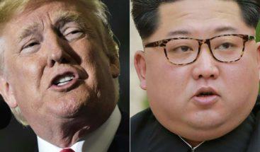 Trump programa su cumbre con Kim Jong-un para el 12 de junio en Singapur