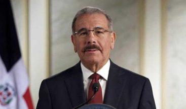 Oposición política rechaza propuesta de Danilo Medina sobre Ley de Partidos