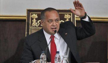 Cabello dice que emigración venezolana