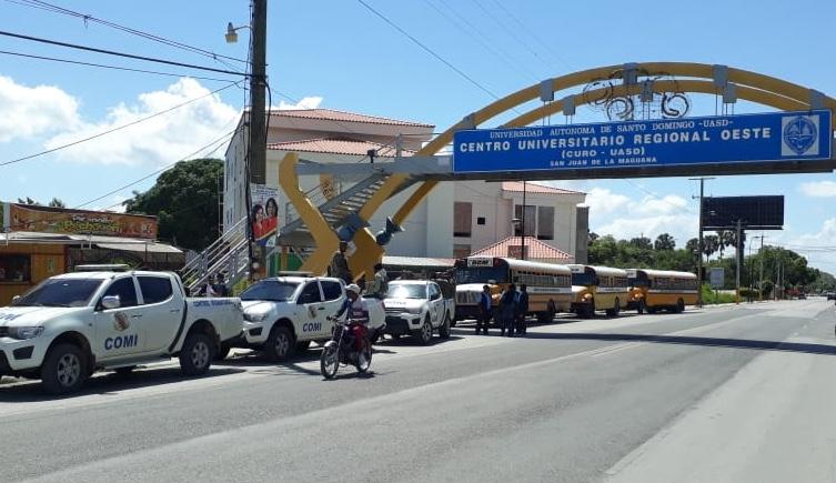 Migración detiene 291 de extranjeros en un operativo en San Juan de la Maguana