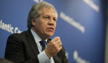 Almagro lleva al Gobierno de Maduro a CPI por
