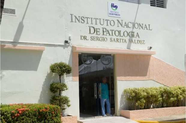 Instituto Nacional de Patología Sergio Sarita realiza simulacro exhumación