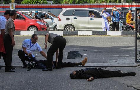 Nuevo ataque yihadista eleva a 31 los muertos en Indonesia en últimos días