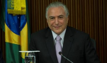 Gobierno de Brasil rechaza