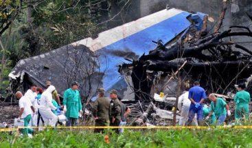 Fallece una de las tres supervivientes del accidente aéreo de La Habana