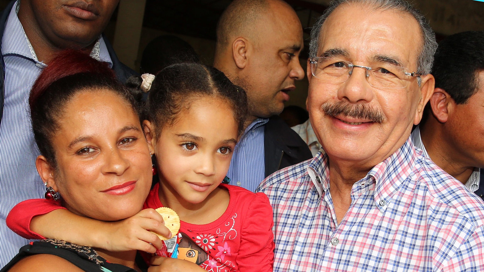 El presidente resalta amor sin límites de las madres dominicanas