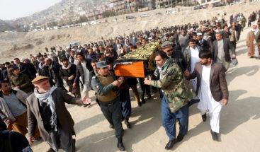 Ataque al Ministerio de Interior afgano finaliza con 11 muertos